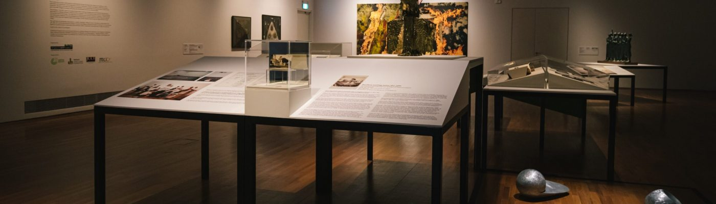 Installation view of 'The Gift' exhibition. (Image Courtesy of Singapore Art Museum)